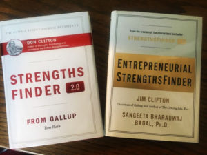 Determining Where To Start: Clifton StrengthsFinder or EP10 Strength Assessment